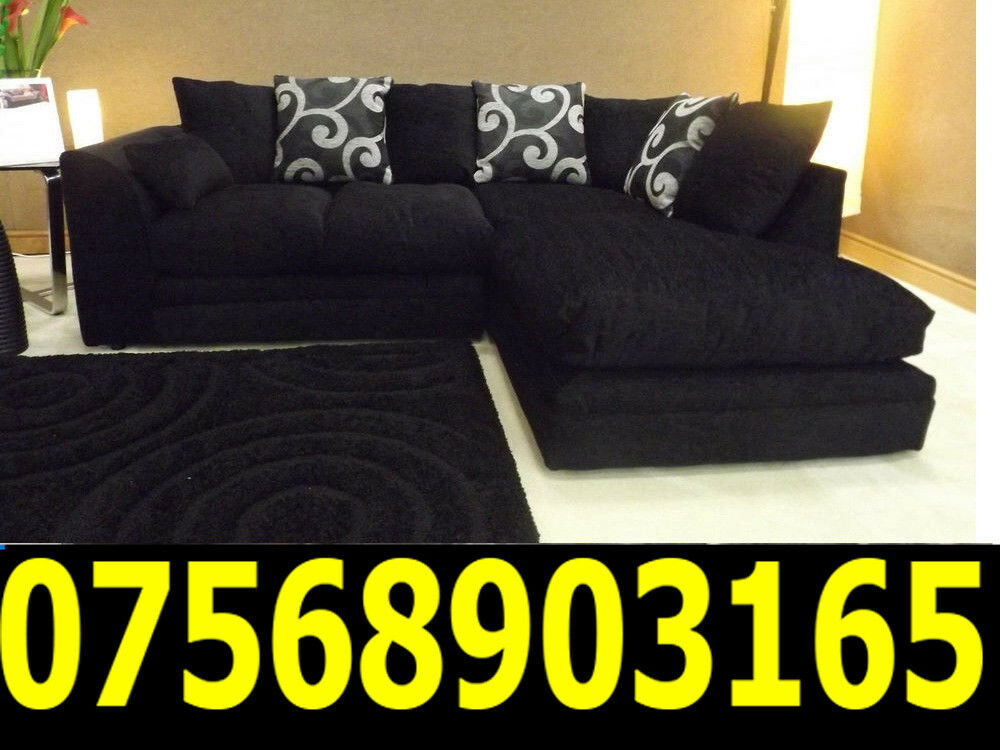 Sofa Brand New Luxury Corner Fast Home Delivery 3