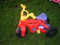 FISHER PRICE TRIKE/ TRICYCLE/BIKE/BICYCLE