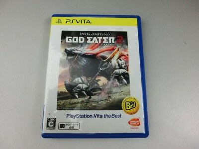 PlayStation Vita the Best  PS Vita GOD EATER 2 Japan