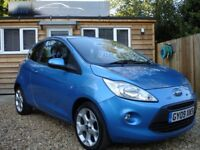 FORD KA ZETEC (blue) 2009