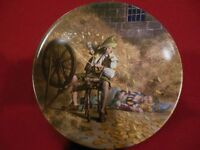 "Collector's Plate: ""Rumpelstilskin"" by Charles Gehm"