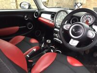 MINI HATCH COOPER 1.6 (red) 2007