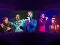 The Take That Experience Live in Concert @ Sheldon Open Air Theatre