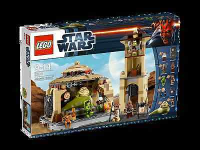 LEGO Star Wars - Super Rare 9516 Jabba's Palace - New (Open Box)