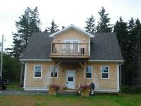 Oceanfront Private Home Cabot Trail