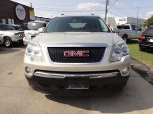 2011 GMC Acadia 7 PASSENGER,BACK CAM ,NO ACCIDENT,VERY CLEAN
