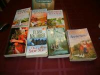 ASSORTED NOVELS EXECELLENT CONDITION