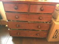 Chest of drawers - free!