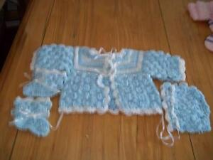 BEAUTIFUL HAND MADE BABY SETS Gatineau Ottawa / Gatineau Area image 2