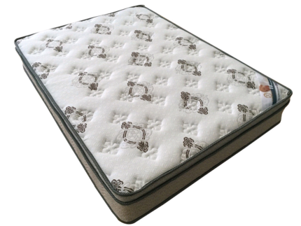 Eurotop Mattress with Quality Bonnel Springs South Yarra Stonnington Area Preview
