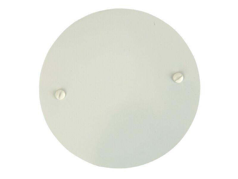 """(Lot of 5) Portfolio (043007) 4-3/4""""D Outlet Concealer - White Finish"""