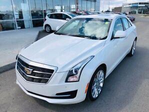 2016 Cadillac Cadillac ATS Luxury Navigation - Sunroof
