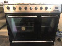 Beling DB92 freestanding gas cooker