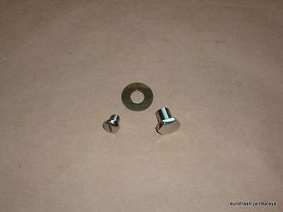 Drain-hardware (Norton 750 850 Commando Primary Clutch Chaincase Nut/Drain Hardware Kit small)