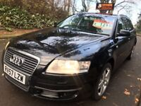Audi A6, 2.7tdi, AUTOMATIC, Full leather High spec 2008 ****bargain****