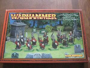 WARHAMMER, New, still in packages