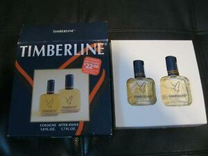 Brand New Timberline Men Cologne and After Shave Set-ONLY $10