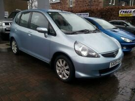 HONDA JAZZ DSI SE (blue) 2005