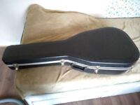 Classical guitar hard case