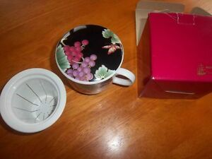 Bowring Tea Mug & Strainer Kitchener / Waterloo Kitchener Area image 2