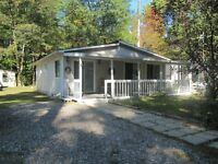 4 SEASON COTTAGE 139,900 or BEST OFFER