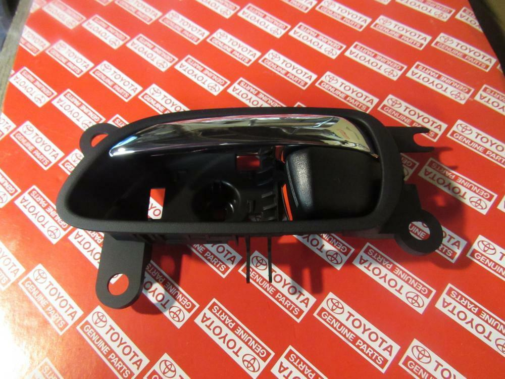 OEM *NEW* LEXUS IS250 IS350 ISF ISC INSIDE DOOR HANDLE RIGHT FRONT DOOR 2006 07