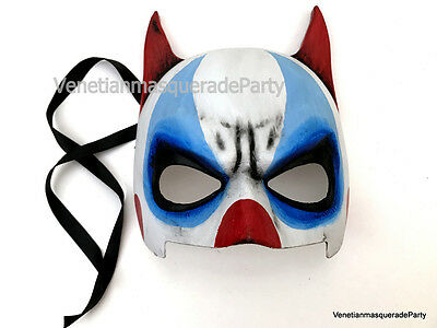 Super Hero Batman Masquerade ball mask Costume Prom Cosplay Halloween Bat mask