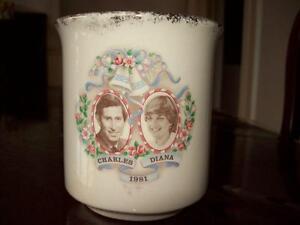 Royal Couple Wedding Cup