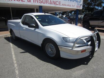 2012 FORD FALCON FG MKII UTE - LOW KMS PLUS EXTRAS Mirrabooka Stirling Area Preview