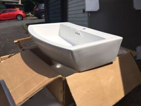 Sink very nice brand new do have a vanity unit if u want it £80