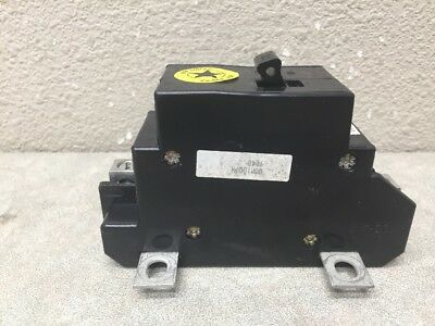 Square D Qom Qom100vh 2 Pole 100 Amp 240 Volt Main Breaker Load Tested