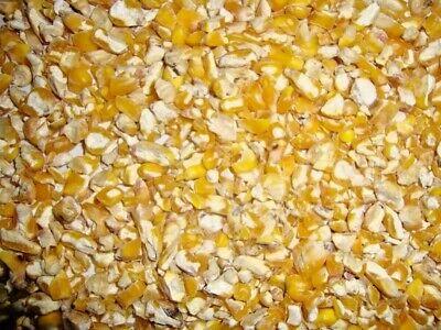 25KG - Cut Maize Chicken Hen Poultry Food - Corn Grits - Fishing