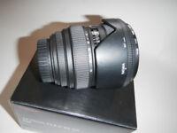 Sigma 24-70mm EX 1:28 DG HSM Lens - Canon fit