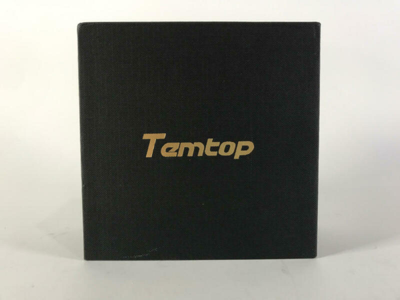 Temtop M10 Air Quality Monitor. Preowned.