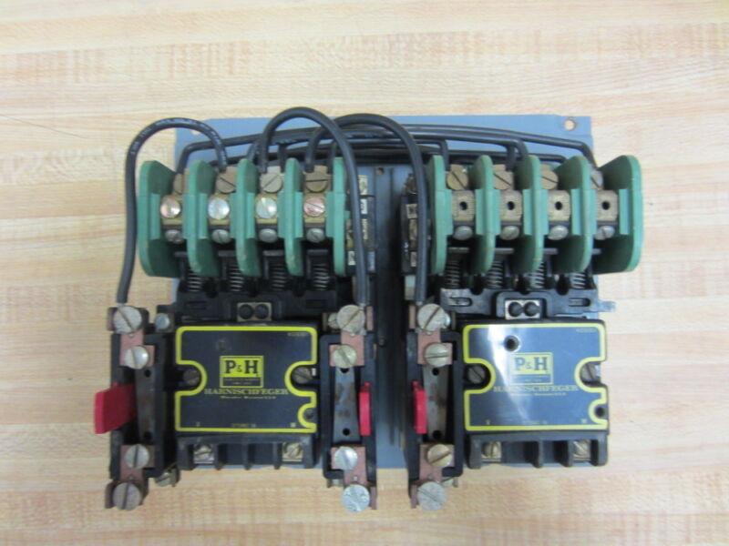 P & H Harnischfeger 479U29D6 Magnetic Contactor