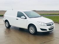 VAUXHALL ASTRA 'CLUB - ECOFLEX' VAN (2013 - 13 REG) '1.7 CDTI - 110 BHP - 6 SPEED' **AIR CON**