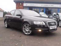 2006 Audi A6 2.0 TDI 140 BHP 6 Speed MOT - 26/09/2018