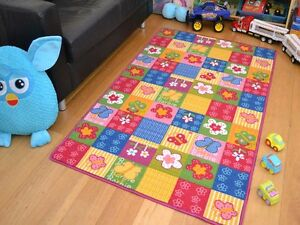 large girls boys bedroom playroom floor mat carpets kids play fun rugs