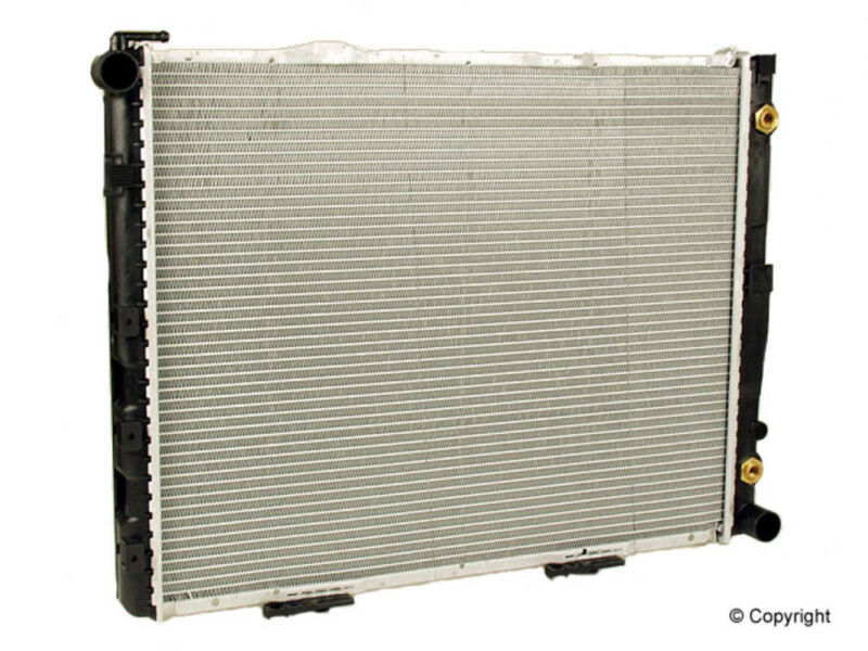 Radiator-nissens Wd Express 124 500 14 02 A