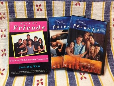 Best of Friends BOOK & The Best of Friends Top 10 Episodes 2-DVDs Read &