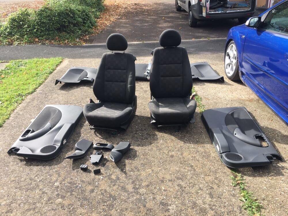Vauxhall Corsa C Full Interior