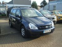 KIA SEDONA GS CRDI 7 SEATER (blue) 2008