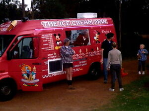 MR WHIPPY SOFT SERVE ICE CREAM VAN HIRE FOR ANY EVENT West Perth Perth City Area Preview