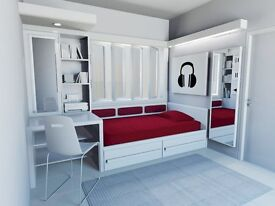 Sensational Single Bedrooms, Available Now, Canary Wharf
