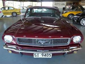 1966 Ford Mustang Automatic Coupe Perth Northern Midlands Preview