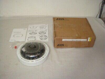 Axis P3717-ple 8mp Indooroutdoor 4 Sensor 360 Network Security Dome Camera