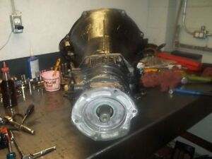 1999 REBUILT 47RE TRANS W/S.K. BILLET PARTS AND A TRIPLE DISC