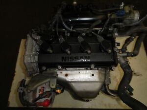 JDM NISSAN QR20DE ENGINE FOR ALTIMA SENTRA, 2.0L