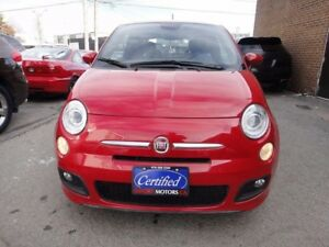 2015 Fiat 500 SPORT PACK ,MINT CONDITION