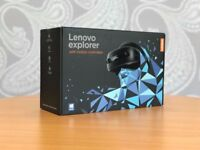 NEW!!!! LENOVO Explorer Mixed Reality Headset & Controllers (Unopened)